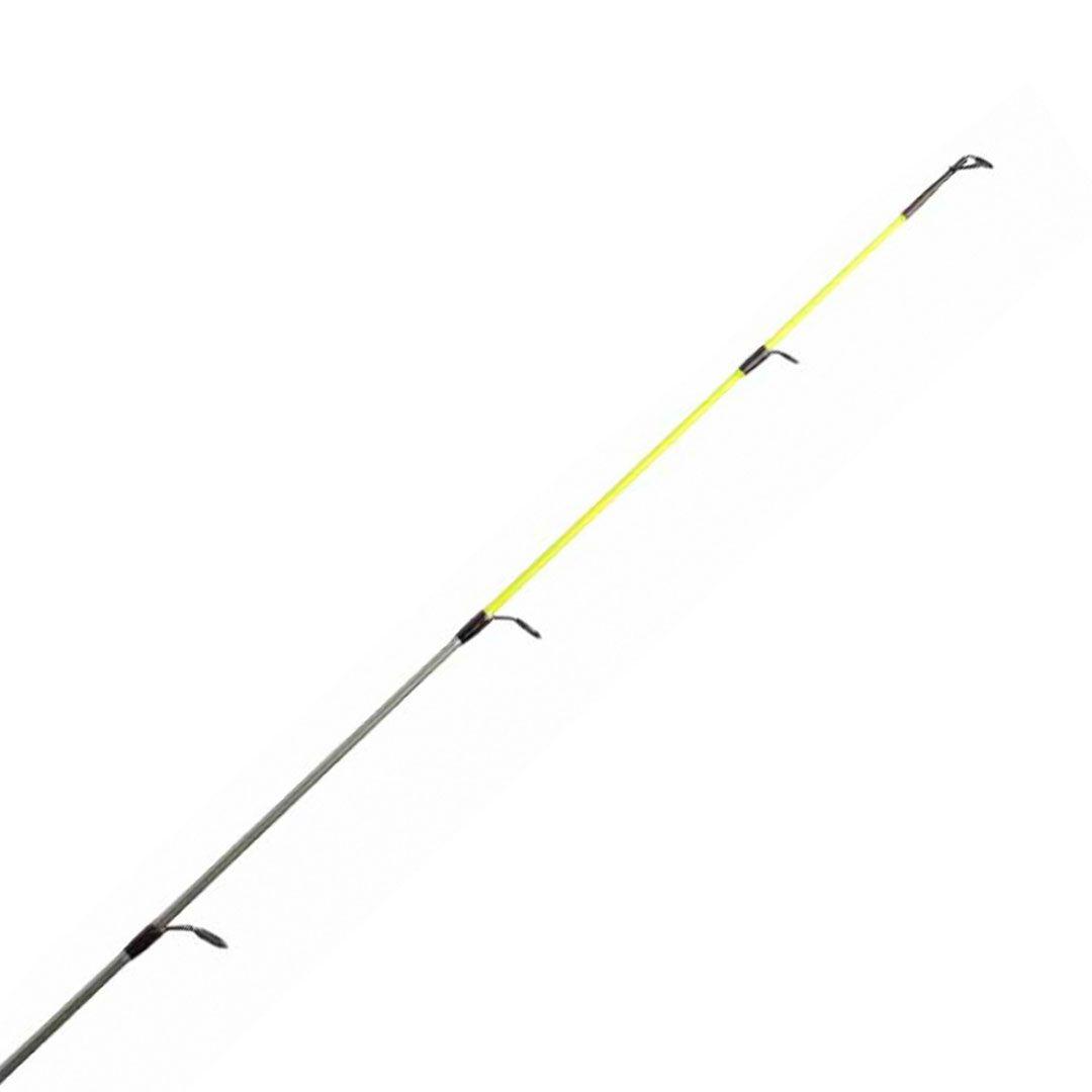 Vara de Pesca Laguna II LA2-C561MH Marine Sports 1,68m 15-30lb Ação Média Potência Pesada Carretilha 1 Parte