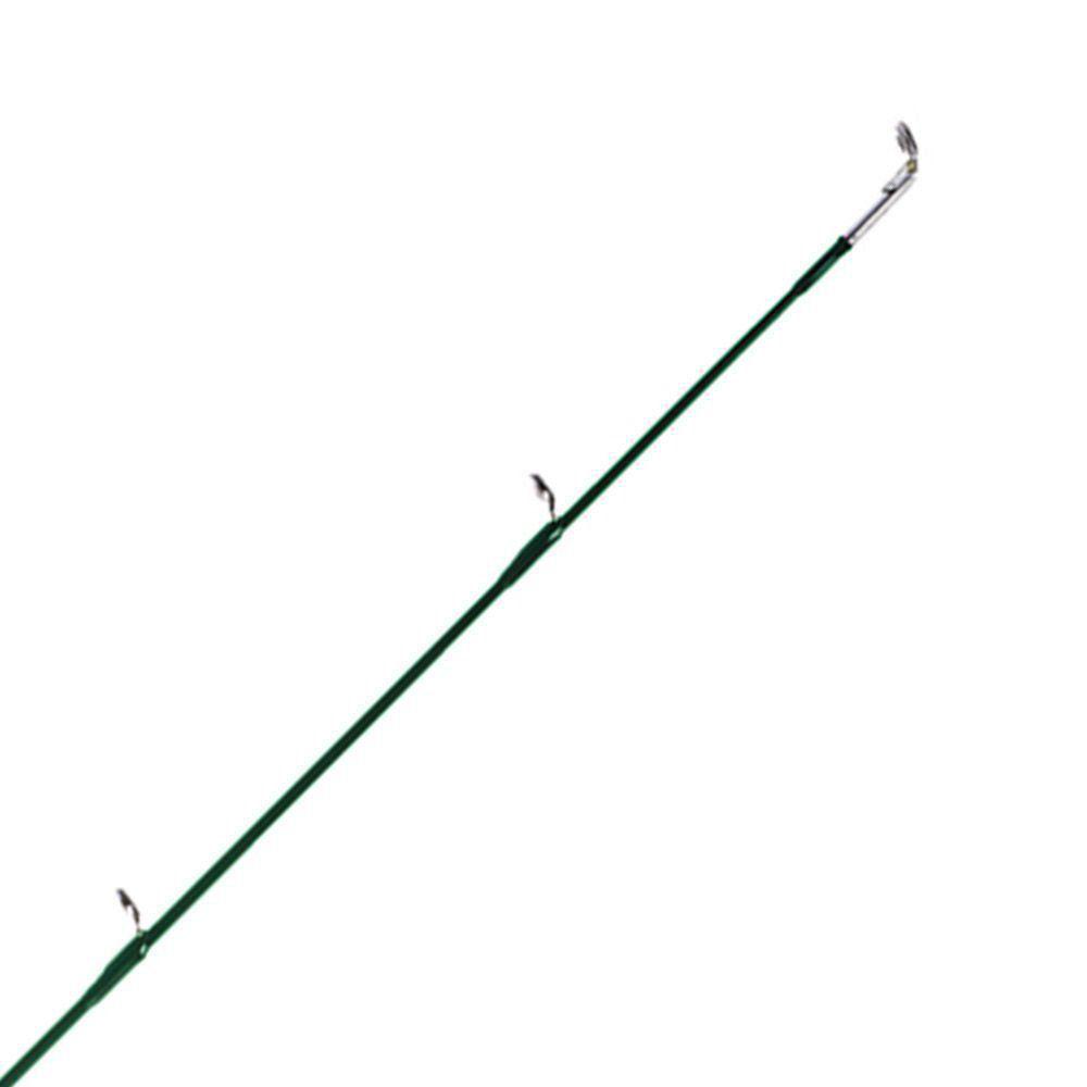 Vara de Pesca Lumis Infinity Cast Green Color 1,68m 5-14lb Ação Média Rápida Inteiriça IC56141