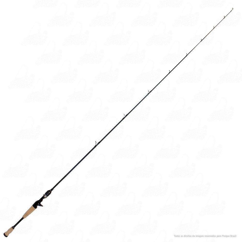 Vara de Pesca Saint Plus Datsun Amazon 581-BC 12-25lb 1,75m Ação Média Rápida Potência Pesada Para Carretilha