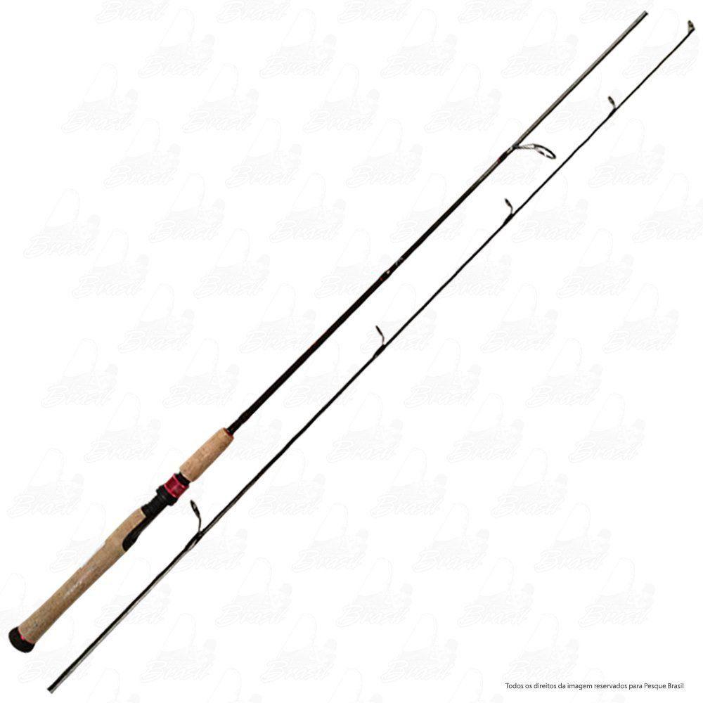 Vara de Pesca Shimano Sojourn SJS60M2A 1,82m Potência Média Ação Rápida 10-20Lb Iscas 3-15g Para Molinete 2 Partes