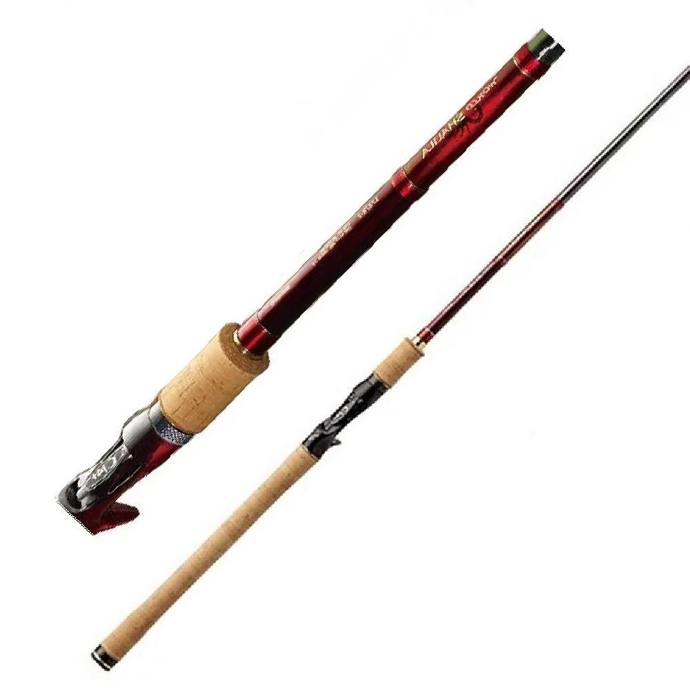 Vara de Pesca Shimano World Shaula 1,78m 8-16lb Ação Rápida 3 Partes 15101F3 Para Carretilha