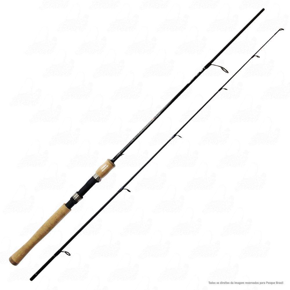 Vara Saintplus Hammer LBS 662 SP 6'6'' 1,98m Ação Rápida Potência Pesada 15-30lb Carbono IM8 Para Molinete 2 Partes