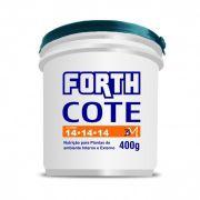Fertilizante Osmocote 14-14-14 com 400g Classic 3M Forth Cote