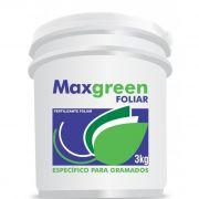 Forth Maxgreen foliar 3kg - Fertilizante foliar para gramados que induz a coloração  sem estimular o seu crescimento