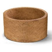 Vaso de fibra de coco Nutricoco 03 (11,5 cm altura x 20,5 diâmetro)