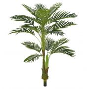 Palmeira Areca Real Toque artificial X22 verde 1,1 m - 26823001