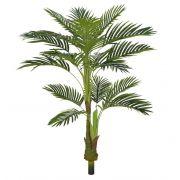 Palmeira Areca Real Toque artificial X22 verde 1,1 m - 26823001