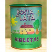 Adubo Orgânico Bosta em Lata para Violetas 400g
