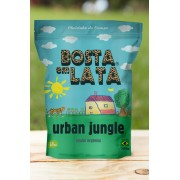 Adubo Orgânico Bosta em Lata Urban Jungle 300g Embalagem Zip