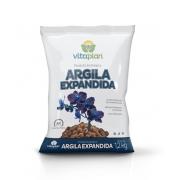 Argila Expandida Média 1,2kg - Vitaplan