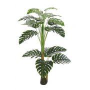 Árvore Costela de Adão artificial X19 Verde 1,25m - 34768001