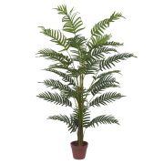 Árvore Palmeira Real Toque Artificial com Pote X27 1,4m - 41572001