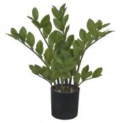Árvore Zamioculca Artificial Verde X90 40cm com Pote - 42407001