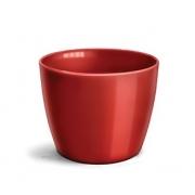 Cachepô Elegance Redondo 03 Vinho - 11,2 altura x 14,7 largura