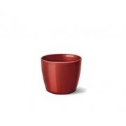 Cachepô Elegance Redondo Mini 5,5cm x 6,5cm Vinho