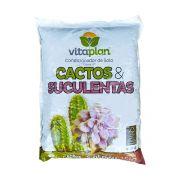 Condicionador de Solo para Cactos e Suculentas 1,5kg Vitaplan
