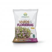 Condicionador Especial para Vasos e Floreiras 2kg - Vitaplan