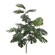 Costela de Adão Artificial com 21 Folhas Verde 1 metro (23450005)