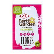 Fertilizante Fertigarden 5ml especial para floração Isla