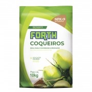 Fertilizante Forth Coqueiros 10kg