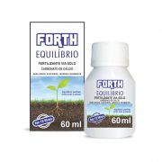 Fertilizante via solo Forth Equilíbrio 60ml concentrado (Carbonato de Cálcio)