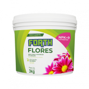Fertilizante Mineral Misto Forth Flores 3kg