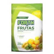 Fertilizante Forth Frutas 25kg