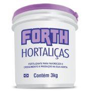 Fertilizante Forth Hortaliças 3 Kg