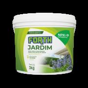 Fertilizante Mineral Misto Forth Jardim 3Kg