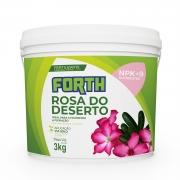 Fertilizante Forth Rosa do Deserto 3kg