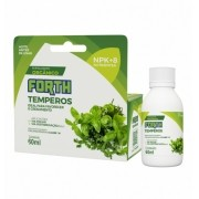 Fertilizante Forth Temperos Líquido Concentrado 60ml