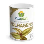 Fertilizante Mineral Misto em pastilhas para Folhagens 50g Vitaplan