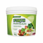 Fertilizante Mineral Misto Forth Hortaliças 3kg