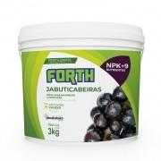 Fertilizante Mineral Misto Forth Jabuticabeiras 3kg