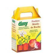 Fertilizante Mineral Misto Fosfato Moído de Rocha 1kg - Dimy