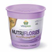 Fertilizante Mineral Misto Nutriflores 1kg - Vitaplan Premium