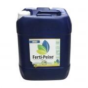 Fertilizante Orgânico Simples Classe A Ferti-Peixe Via Solo Galão com 20 litros