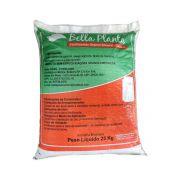 Fertilizante organomineral Classe A Bella Planta 25Kg