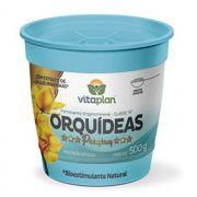 Fertilizante Organomineral Classe A para Orquídeas 500g - Vitaplan Premium