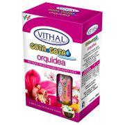 Fertilizante Vithal Gota a Gota para Orquídeas com 6 ampolas de 32ml
