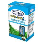 Fertilizante Vithal Gota a Gota para Samambaias com 6 Ampolas de 32ml