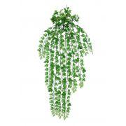 Folhagem artificial Coleus de Pendurar X408 (Verde Creme) 91cm - 01299002