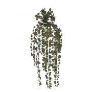 Folhagem Coleus artificial para Pendurar x408 Verde e Vinho 91cm - 1299009