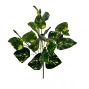 Folhagem Jiboia Arbusto artificial 32cm