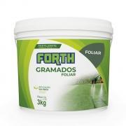 Fertilizante Mineral Misto Foliar Forth Gramados 3kg