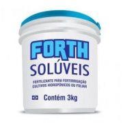 Forth Solúveis VEGETATIVO 3 kg