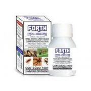 Inseticida Forth Fipronil + Imidacloprid Concentrado 100ml