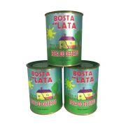 Kit 3 latas de Adubo Orgânico Bosta em Lata para Rosa do Deserto 500g