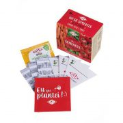 Kit de Sementes - Eu que Plantei (Alface, Tomate e Cenoura) Isla