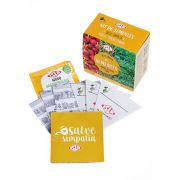 Kit de Sementes - Salve Simpatia (Pimenta, Tomilho e Arruda) Isla